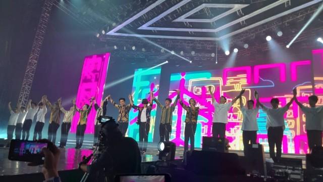 Konser Super Junior