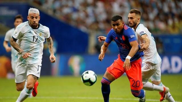 3 Sebab Argentina Kalah dari Kolombia di Copa America 2019 (109113)