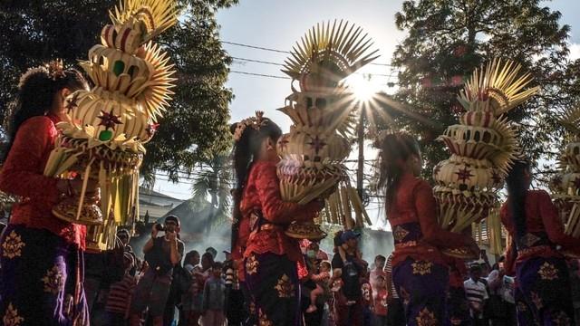 Pesta Kesenian Bali 2021 Resmi Dibuka, Sandiaga: Awal Kepulihan Pariwisata Bali (322233)