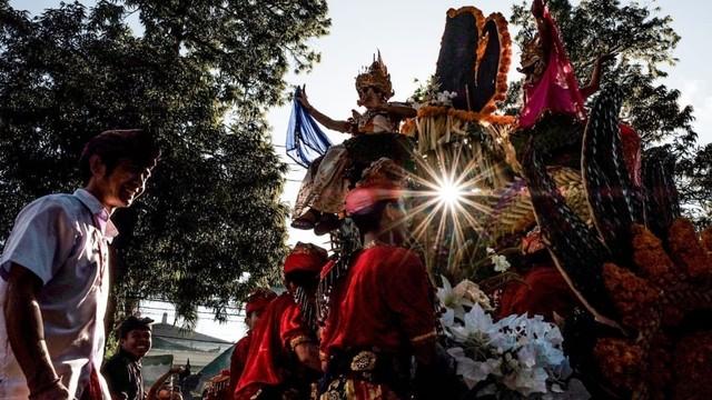 Pesta Kesenian Bali 2021 Resmi Dibuka, Sandiaga: Awal Kepulihan Pariwisata Bali (322232)