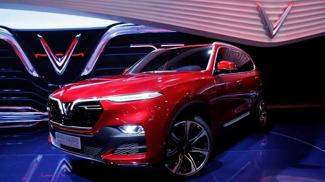 VinFast, Merek Mobil Nasional Vietnam Beli Fasilitas Pengetesan GM dan Holden (223331)