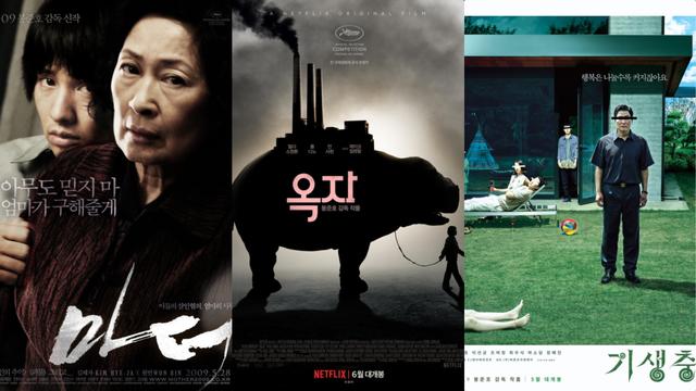Film karya sutradara Korea Selatan Bong Joon Ho