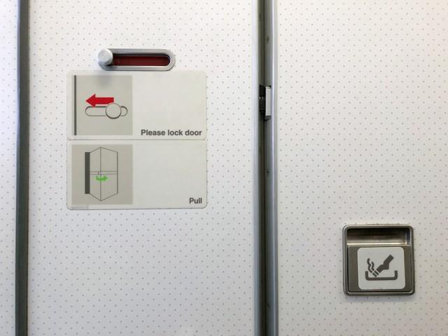 ANA Buat Inovasi Baru, Hadirkan Toilet Bebas Genggam di Pesawat (90819)