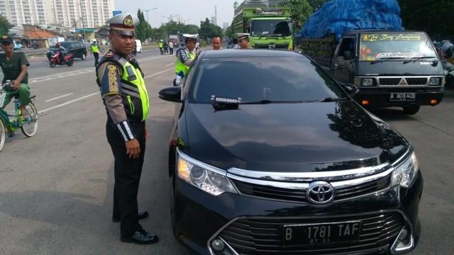 Kendaraan Pakai Rotator Jadi Target Operasi Patuh Jaya (1271910)
