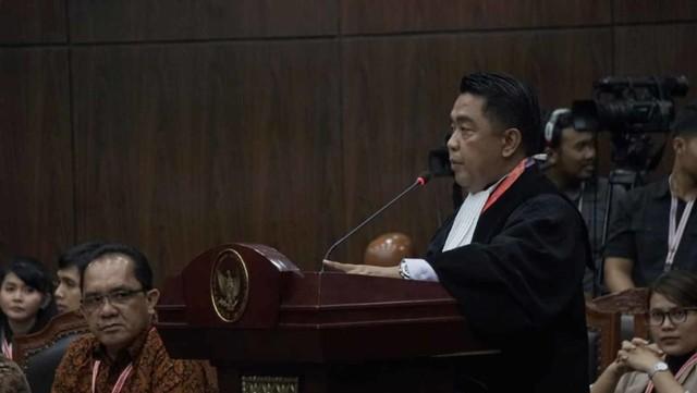 Mahkamah Konstitusi, Sidang Kedua MK, Ketua KPU, Sidang Lanjutan