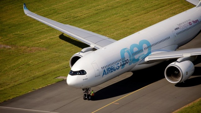 Pengiriman Pesawat Meningkat, Laba Airbus Tembus Rp 37 T di Semester I 2021  (328516)