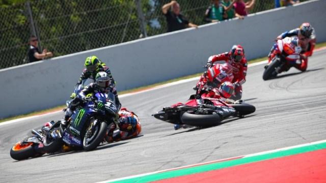 Insiden GP Catalunya 2019
