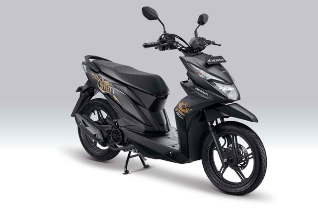 otomotif, honda beat, sepeda motor, indonesia