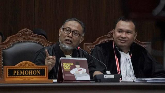 Mahkamah Konstitusi, Sidang Kedua MK, Sidang Lanjutan
