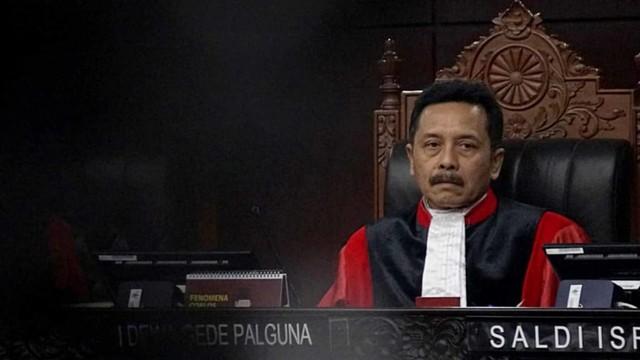 Sidang ketiga MK, Pemeriksaan saksi, Mahkamah Konstitusi