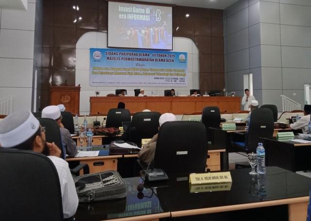 Para Ulama Aceh Fatwakan Game PUBG dan Sejenisnya Haram (382561)