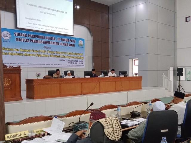 Para Ulama Aceh Fatwakan Game PUBG dan Sejenisnya Haram (382563)