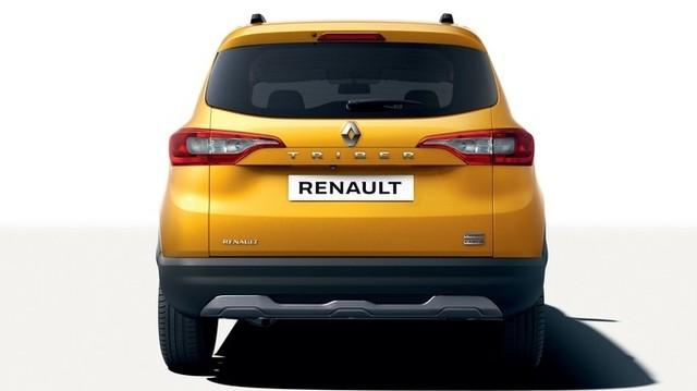 Renault Triber Resmi Meluncur, Ini Spesifikasinya (886)