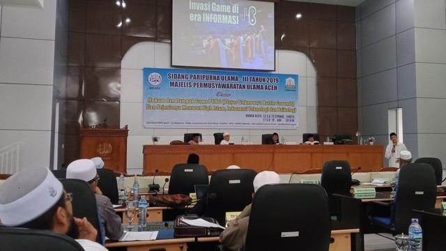 Kriteria Game yang Ulama Aceh Fatwakan Haram (914171)