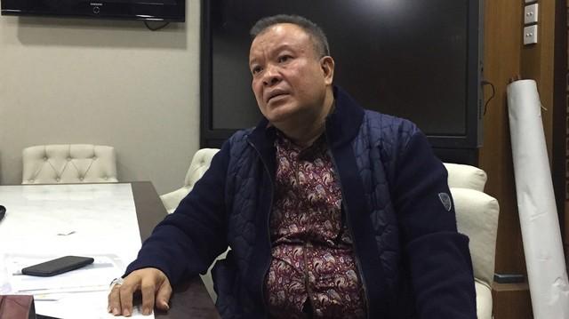Idam Datuk Alam, Anggota Komisi VII DPR RI dari Fraksi Demokrat.