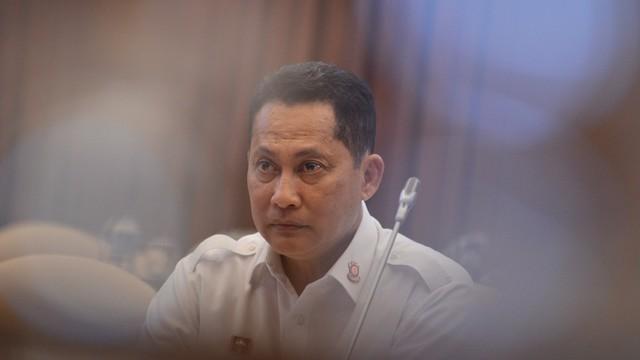 Direktur Utama Bulog Budi Waseso, rapat dengar pendapat (RDP), Komisi IV DPR