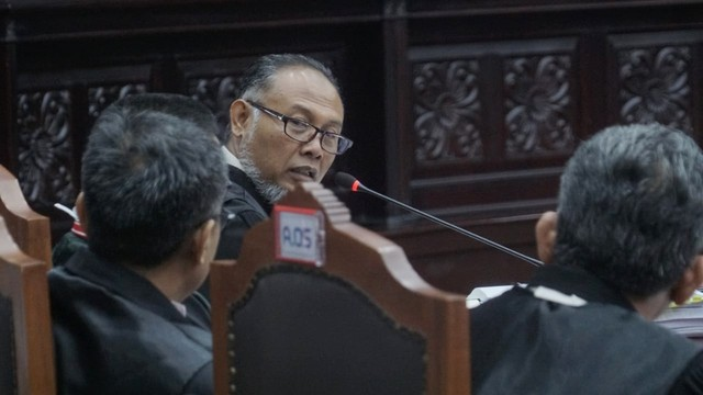 Mahkamah Konstitusi, Sidang ke lima, Sidang Sengketa Pilpres 2019.