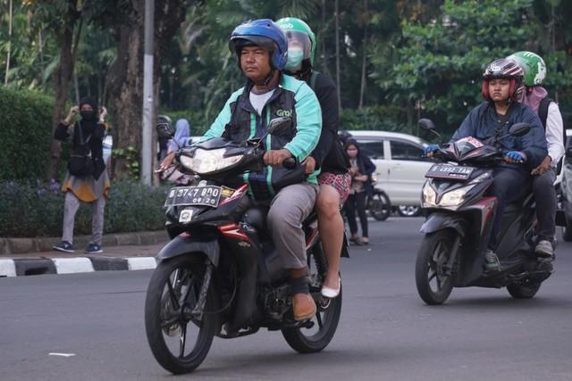 Respons Asosiasi Ojol Soal Wacana Ganjil Genap untuk Motor  (14335)