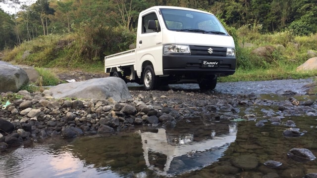 Penjualan Mobil Suzuki Tumbuh 46,2 Persen di Semester 1 2021, Carry Jadi Jagoan (65631)