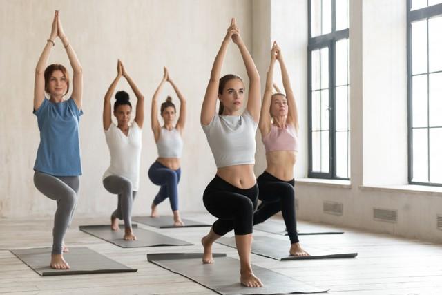 Rayakan Hari Yoga Sedunia, Simak Fakta-faktanya Berikut Ini! (270486)