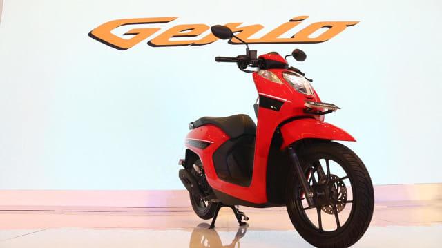 Menghitung Biaya Servis Honda Genio di Tahun Pertama (109703)