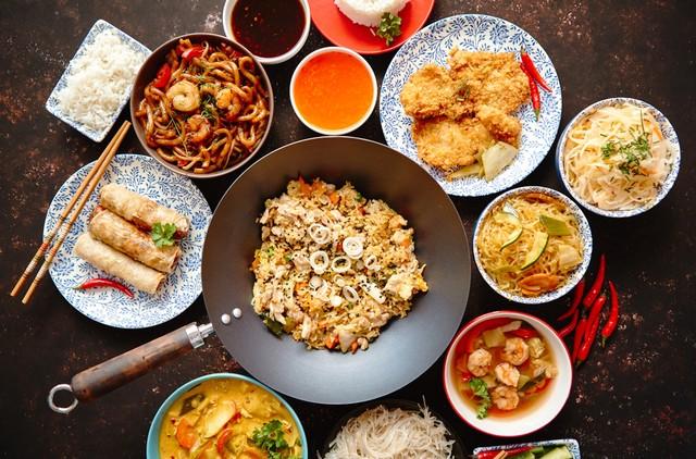 5 Restoran Di Thailand Yang Sajikan Makanan Halal Kumparan Com