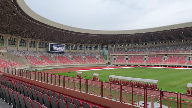 Stadion Papua Bangkit.