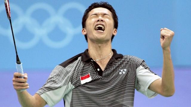 Mengenang 5 Momen Terbaik Taufik Hidayat saat Raih Emas Olimpiade 2004 (2994)