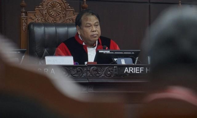 Mahkamah Konstitusi, Sidang ke lima, Sidang Sengketa Pilpres 2019