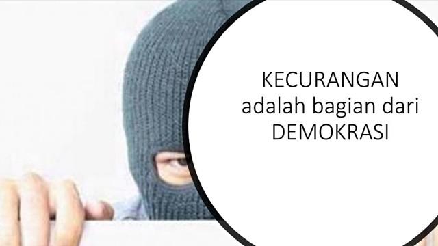 MK: Dalil 'Kecurangan adalah Bagian dari Demokrasi' Tak Relevan (111017)