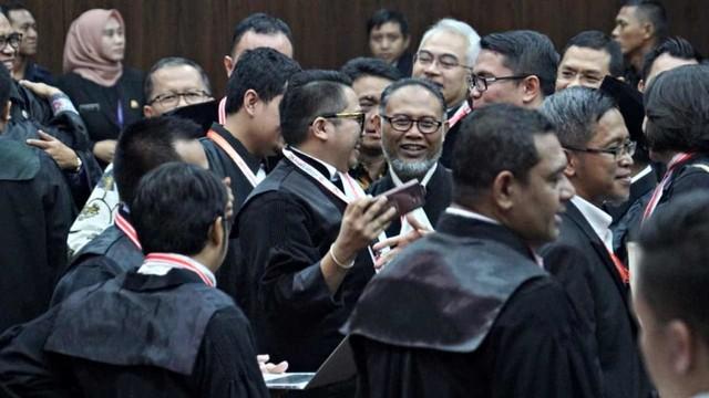 Mahkamah Konstitusi, Sidang Kedua MK, BPN, Foto Bersama