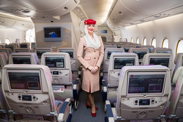 Emirates Jadi Maskapai Terbaik di Dunia 2020 dalam Tiga Kategori (293817)
