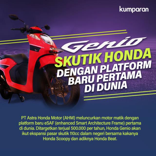 Menghitung Biaya Servis Honda Genio Selama 2 Tahun Pemakaian (52468)