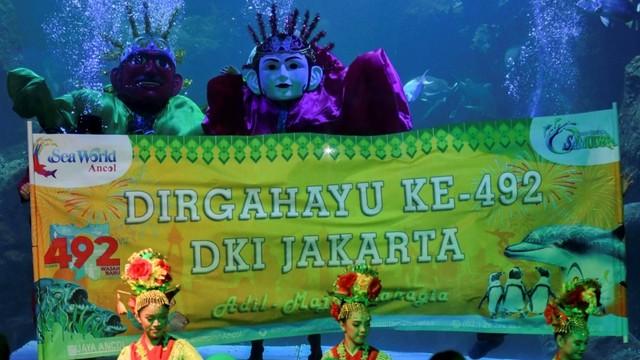HUT DKI Jakarta 2019, Ancol