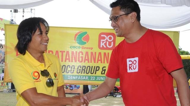 Coco Group Gandeng DOKU Kembangkan Pembayaran Elektronik (17341)