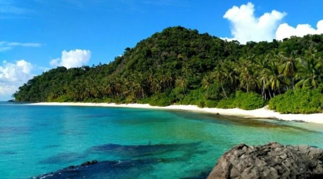 Image result for pulau senua