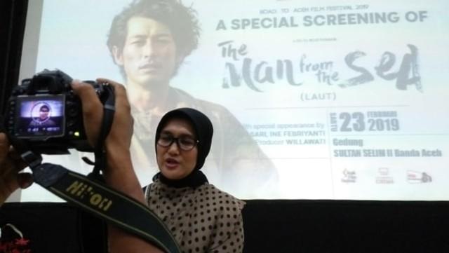 Bermimpi Miliki Bioskop di Aceh (98214)