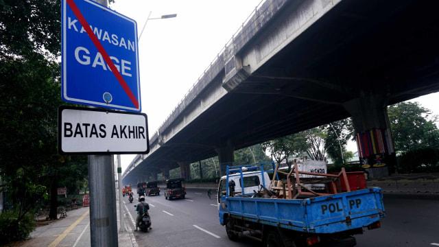 Sistem Ganjil Genap Belum Berlaku, Selama Perpanjangan PSBB Jakarta (236291)