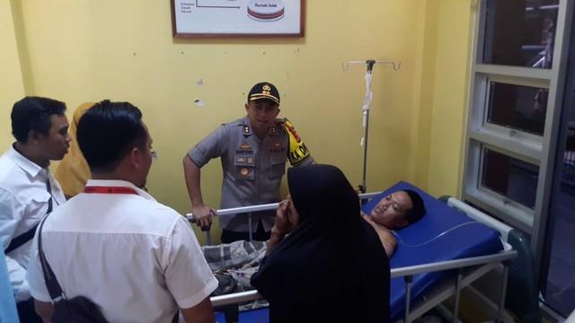 Amsor, Tersangka 'Bus Maut' Cipali, Dipindahkan ke RSUD Majalengka (274614)