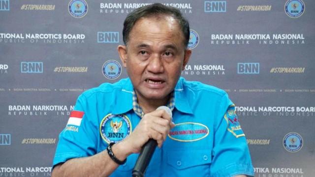 BNN Rilis Penyelundupan 27.000 Ekstasi dan 1kg Shabu