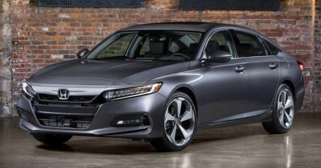 Honda Accord Turbo >> Honda Accord 1 5 Liter Turbo Meluncur Di Giias 2019