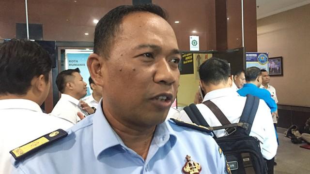Direktur Keamanan dan Ketertiban Ditjen PAS, Lilik Sujandi