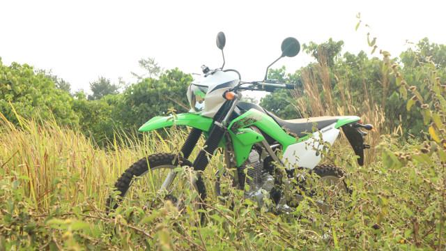 otomotif, sepeda motor, KLX 230, Kawasaki,