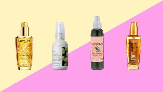 Rekomendasi produk perawatan rambut catok