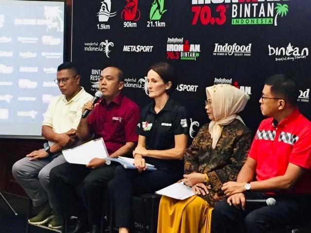 Lomba Triathlon IronMan 70.3 Bintan Sajikan Tampilan Berbeda Tahun ini (206792)