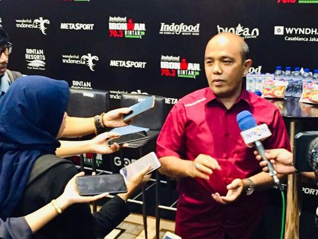 Lomba Triathlon IronMan 70.3 Bintan Sajikan Tampilan Berbeda Tahun ini (206793)