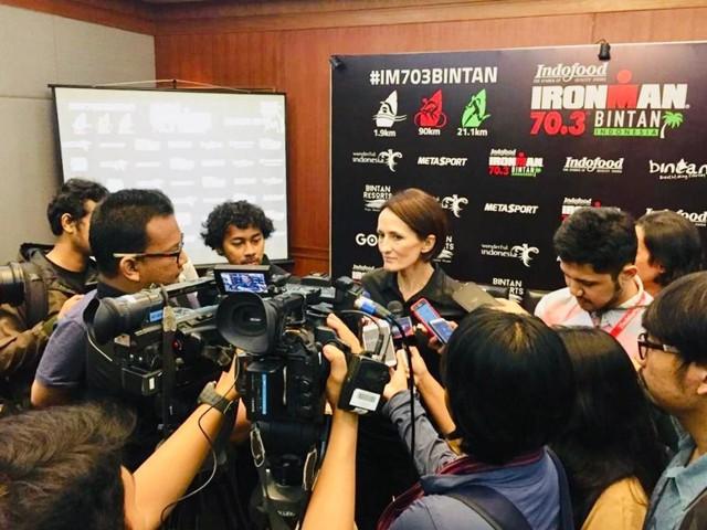 Lomba Triathlon IronMan 70.3 Bintan Sajikan Tampilan Berbeda Tahun ini (206794)