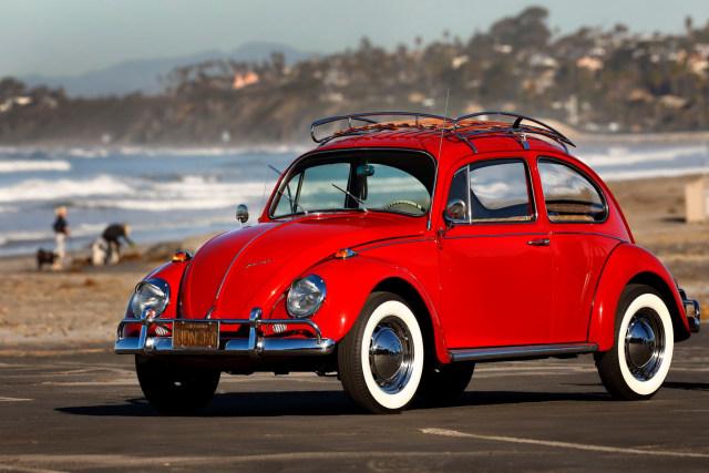 Bocor Paten e-Beetle, VW Kodok Mau Hidup Lagi? (62335)