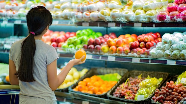 Makanan yang Sebabkan Gas dan Kembung Selama Kehamilan (272522)