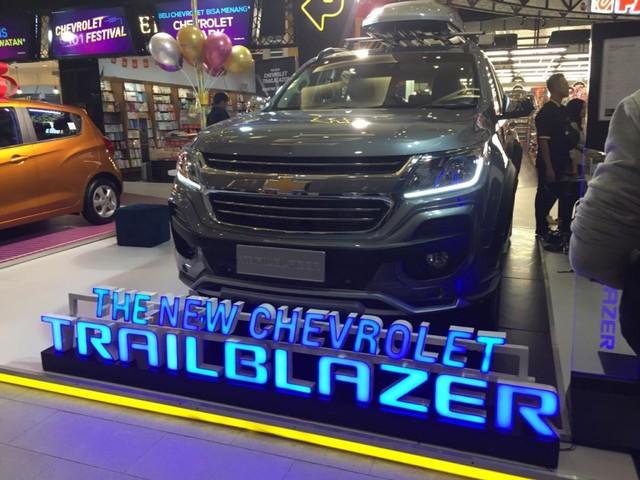 Chevrolet 101 Festival